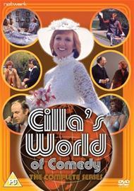 Cilla's World of Comedy: Koko sarja, TV-sarja