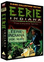 Eerie, Indiana: koko sarja - Collector's Edition, TV-sarja