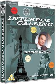 Interpol Calling: Koko sarja, TV-sarja