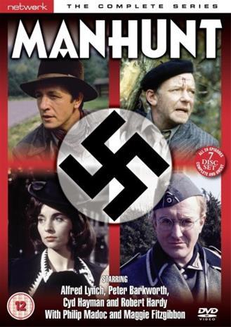 Manhunt: Koko sarja (1969), TV-sarja
