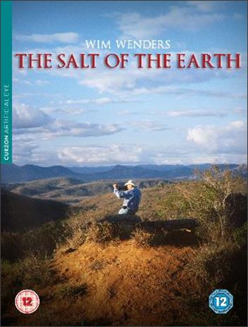 The Salt of the Earth (2014, Blu-Ray), elokuva