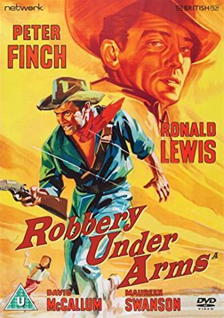 Robbery Under Arms (1957), elokuva