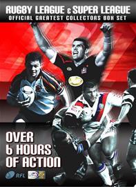 Rugby League & Super League Official Greatest Collectors Box, elokuva