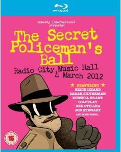 The Secret Policeman's Ball (2012, Blu-Ray), elokuva