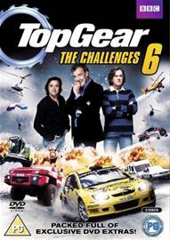 Top Gear - The Challenges 6, TV-sarja