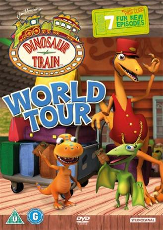 Dinojuna Dinosaur Train: World Tour, TV-sarja
