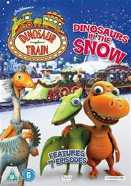 Dinojuna Dinosaur Train - Dinosaur's In The Snow, TV-sarja