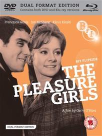 The Pleasure Girls (Blu-Ray + dvd), elokuva