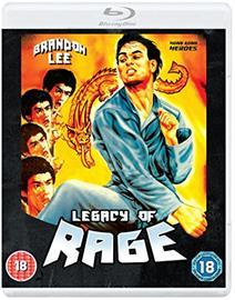 Legacy Of Rage (Blu-Ray + dvd), elokuva