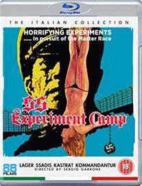 SS Experiment Love Camp (blu-ray), elokuva