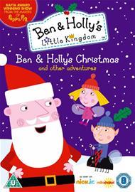 Ben Ja Holly's Little Kingdom: Ben and Holly's Christmas, TV-sarja