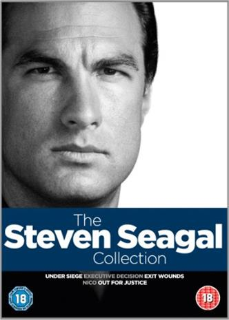 Steven Seagal Legacy 2011 - Under Siege / Executive Decision / Exit Wounds / Nico / Out For Justice, elokuva