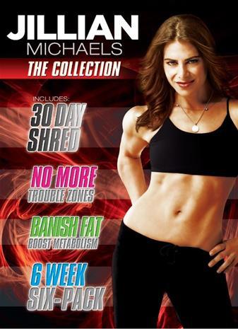 Jillian Michaels - The Collection, Elokuva