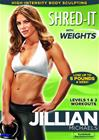 Jillian Michaels: Shred It With Weights, Elokuva