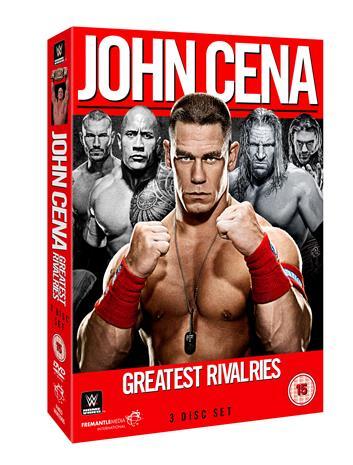WWE: John Cena's Greatest Rivalries, elokuva