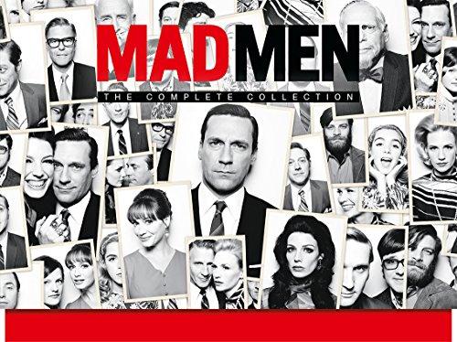 Mad Men: Kaudet 1-7 (Blu-Ray), TV-sarja