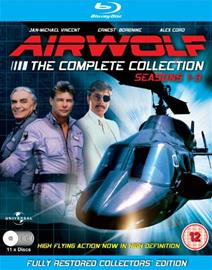 Airwolf: Kaudet 1-3 (Blu-Ray), TV-sarja