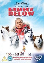 Eight Below - Seikkailu Etelänavalla, elokuva
