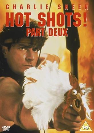 Hot Shots! 2 -kaikkien jatko-osien äiti, elokuva