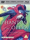 Suuren oopperan kummitus (Phantom of the Opera, 1962), elokuva