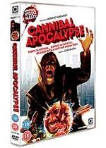 Cannibal Apocalypse (Apocalypse Domani), elokuva