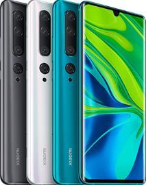 Xiaomi Mi Note 10, puhelin