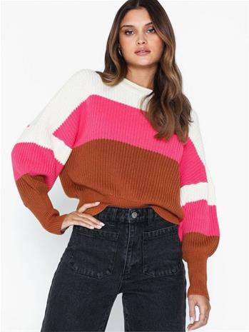 Object Collectors Item Objmarly Melody L/S Knit Pullover P