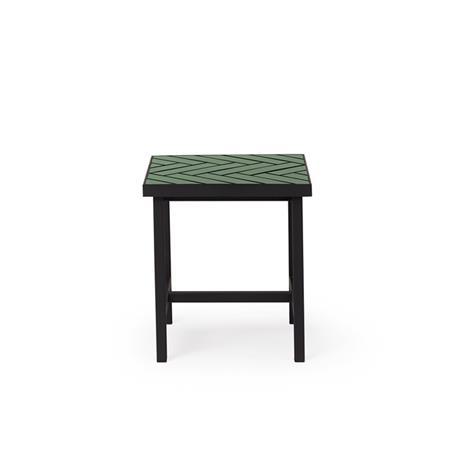 Warm Nordic Herringbone Tile, pikkupöytä 40 x 40 x 44 cm