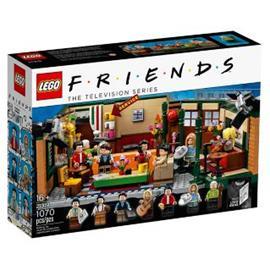 Lego Ideas 21319, Central Perk