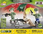 Cobi Historical Collection 2030, Soviet Soldiers