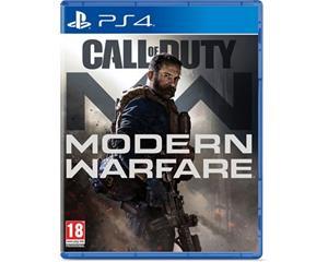 Call of Duty: Modern Warfare, PS4 -peli