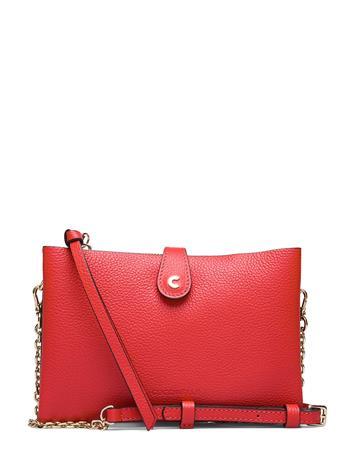 Coccinelle Mini Bag Bags Small Shoulder Bags - Crossbody Bags Ruskea Coccinelle TOBACCO/TOBACCO