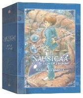 Nausicaa of the Valley of the Wind Box Set (Hayao Miyazaki), kirja