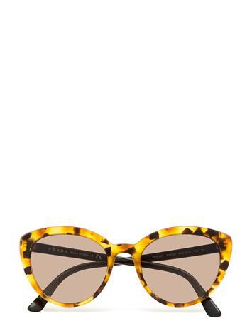 Prada Sunglasses Prada Sunglasses Aurinkolasit Ruskea Prada Sunglasses ORANGE HAVANA
