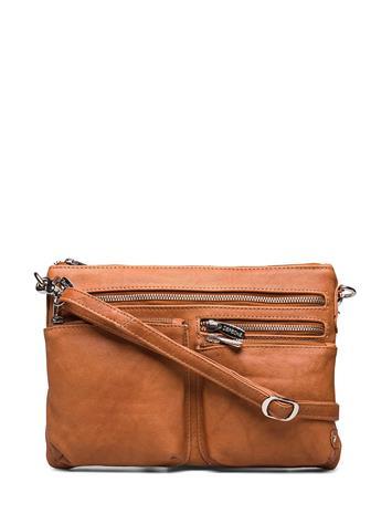 DEPECHE 13294 Bags Small Shoulder Bags - Crossbody Bags Ruskea DEPECHE COGNAC
