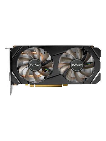 KFA2 GeForce GTX 1660 SUPER (1-Click OC) 6 GB, PCI-E, näytönohjain