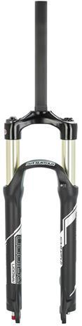 "SR Suntour SF16 Raidon XC RLR Suspension Fork 27,5"""" 1.1/8"""" AHead 9mm 100mm, matte black"