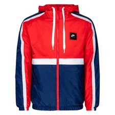 Nike Takki NSW Woven - Punainen/Sininen/Valkoinen