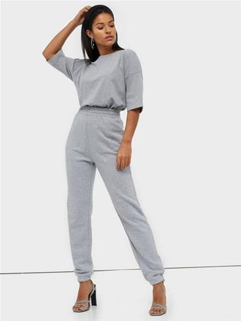Missguided Co Ord T-shirt Jogger Set