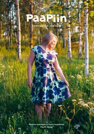 PaaPiin kaavakirja naisille (sis. 2 kaava-arkkia) (Anniina Isokangas Paula Isopahkala), kirja