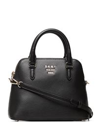 DKNY Bags Whitney-Md Dome Satc Bags Top Handle Bags Punainen DKNY Bags BRIGHT RED