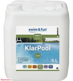 Swim&Fun 5 l levänestoaine