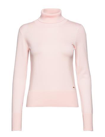 Lindex Polo Taylor Kilpikonnakaulus Poolopaita Vaaleanpunainen Lindex LT PINK, Naisten paidat, puserot, topit, neuleet ja jakut