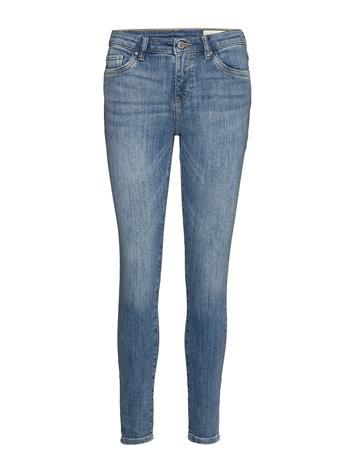 Esprit Casual Pants Denim Skinny Farkut Sininen Esprit Casual BLUE LIGHT WASH