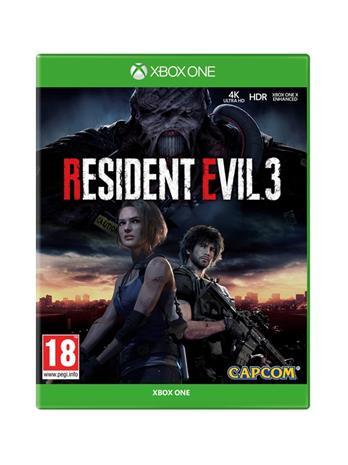 Resident Evil 3, Xbox One -peli