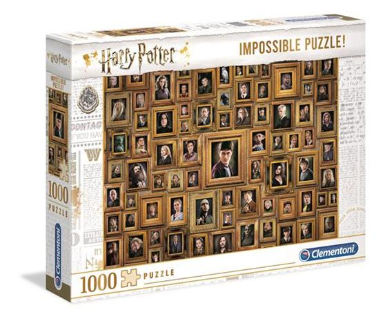 1000 pcs. Impossible Puzzle Harry Potter