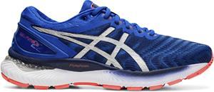 asics Gel-Nimbus 22 Shoes Men, tuna blue/pure silver