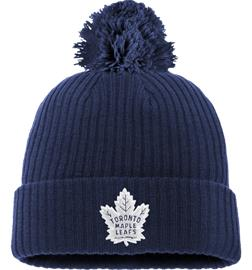 Fanatics TORONTO MAPLE LEAFS BEANIE BLUE COBOLT