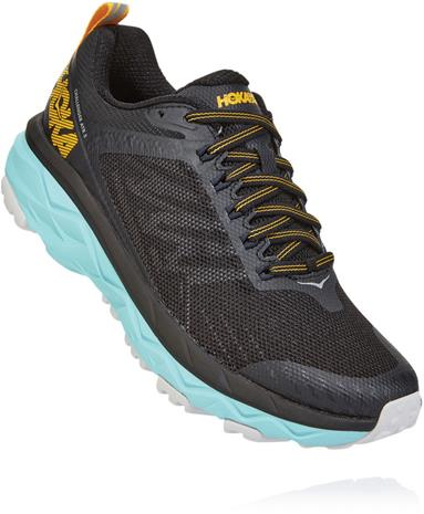 Hoka One One Challenger ATR 5 Shoes Women, anthracite/antigua sand