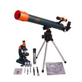 Levenhuk LabZZ M2, mikroskooppi + kaukoputki
